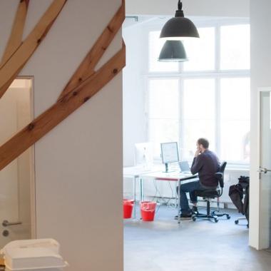 Einblick in unser Berliner Büro