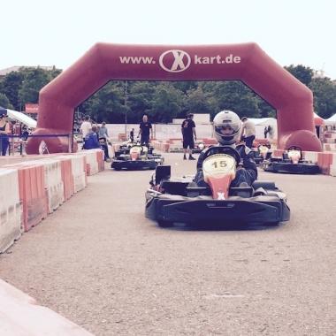 Unser Team gibt Gummi beim ersten Grand Prix von Ingolstadt