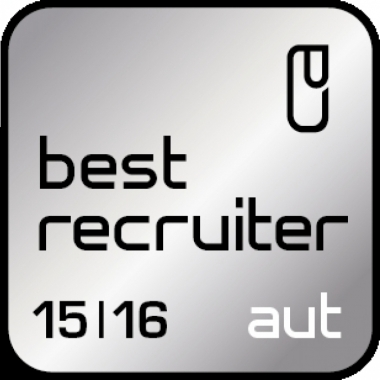 FunderMax zum zweiten Mal unter den Best Recruiters in Österreich