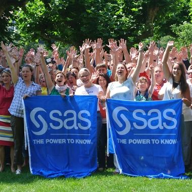Great Place to Work! SAS ist #2 unter den besten multinationalen Arbeitgebern der Welt 2015. http://2.sas.com/6184B3O9M