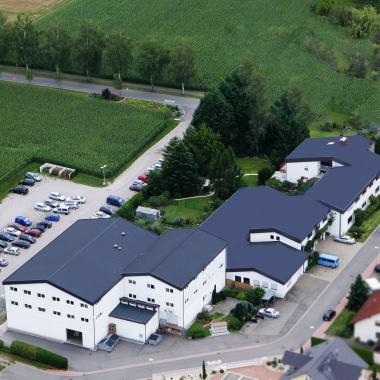 Unternehmenshauptsitz in Süd-Deutschland