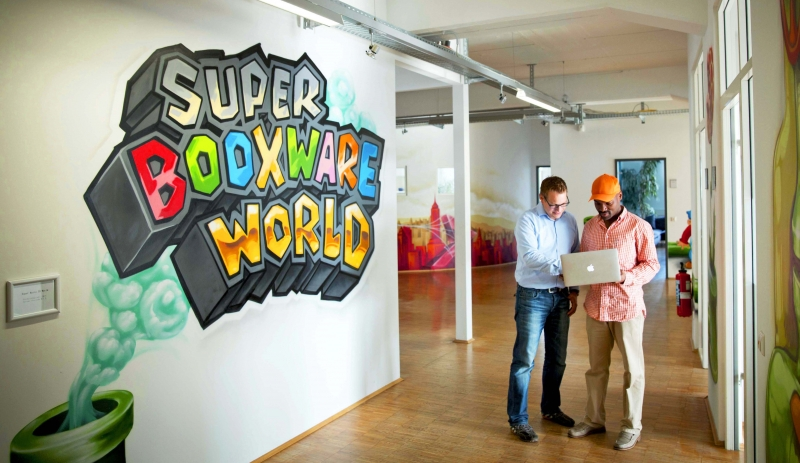BOOXWARE Software Entwicklungs-GmbH