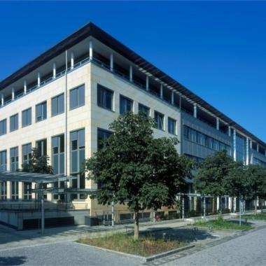 Neue Zentrale der Deutschland GmbH - Max-Planck-Str. 3, Achheim (Dornach) bei Mmünchen