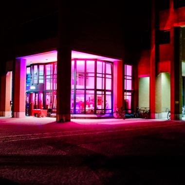 Das GEMA-Foyer bei der langen Nacht der Musik