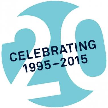 2015 feierten wir unser 20-jähriges Firmenjubiläum!