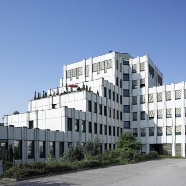 Unser Linzer-Standort mit Parkplatzmöglichkeiten für unsere MitarbeiterInnen.