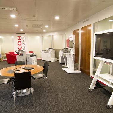 Innovation Hall in Wallisellen