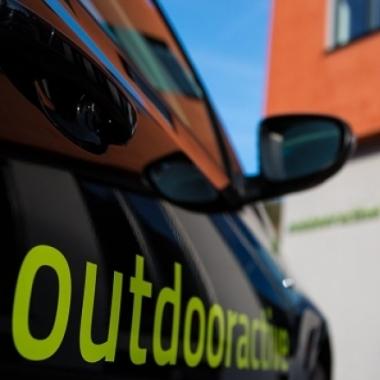 Firmenwagen Outdooractive GmbH & Co. KG