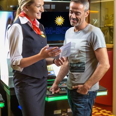arbeiten im casino