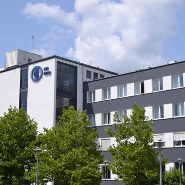 Hauptquartier der CSA Group in Frankfurt am Main