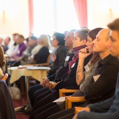 Auszubildenden-Konferenz des KATHARINENHOF 2015, Vortrag
