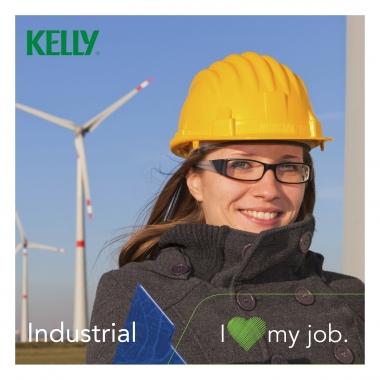 Unser Industrial-Bereich ist u. a. auf Windkraft spezialisiert - ebenfalls eine Zukunftsbranche.
