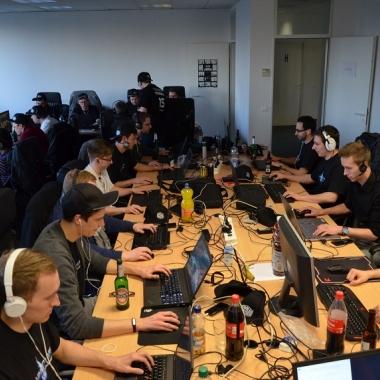Unser eigene LAN-Party MindCon