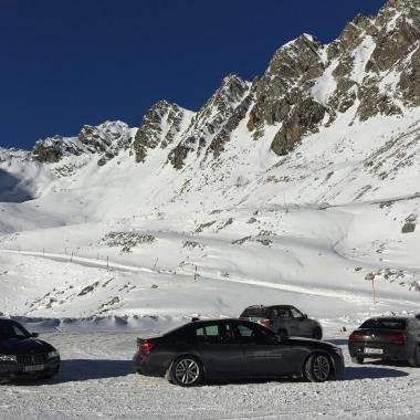 BMW Ausfahrt