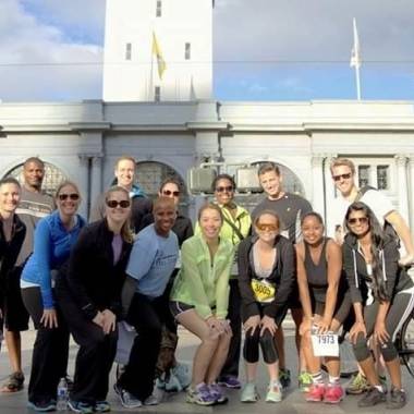 N. California and San Francisco branch Chubb colleagues joined forces to participate in the 2014 JP Morgan Corporate Challenge, a 3.5 mile run.