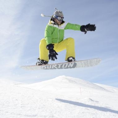 Sehr regelmässig werden Mitarbeiter-Events durchgeführt - hier z.B. das jährlich stattfindende Ski-Wochenende.