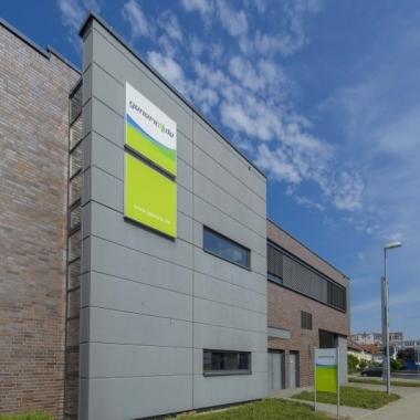 Firmengebäude der generic.de AG