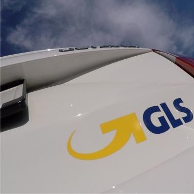Karriere beim Logistikunternehmen GLS als Außendienstmitarbeiter