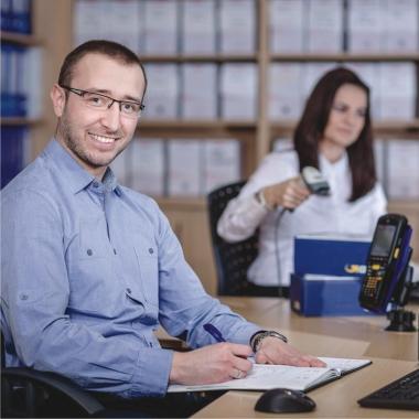 Karriere beim Logistikunternehmen GLS als Bürokaufmann