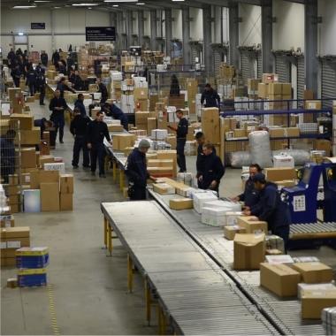 Logistik-Jobs: Karriere bei GLS Paketdienst