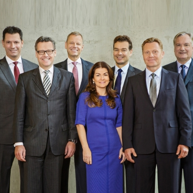 Unser Management Board Germany