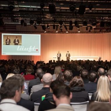 All Staff Meeting in Berlin