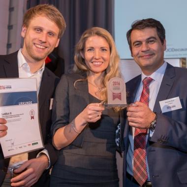 Auszeichnung: Hamburgs Beste Arbeitgeber 2016