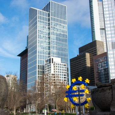 In Frankfurt am Main befindet sich unser Büro im TaunusTurm.
