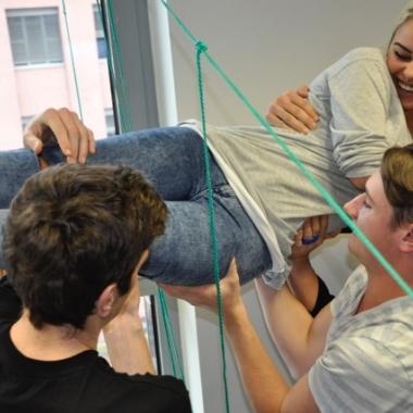 Lehrlings- und Ausbildertraining 2015