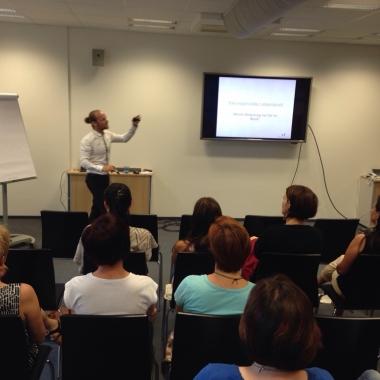 Vortrag zum Thema Stressreduktion im Alltag