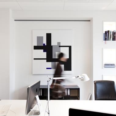 Die Büroräume