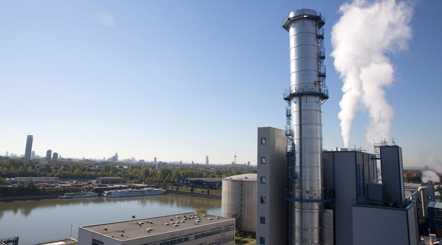 Rheinenergie Karriere