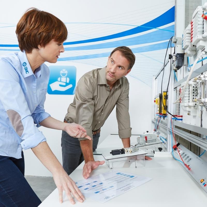 SMC Pneumatik GmbH
