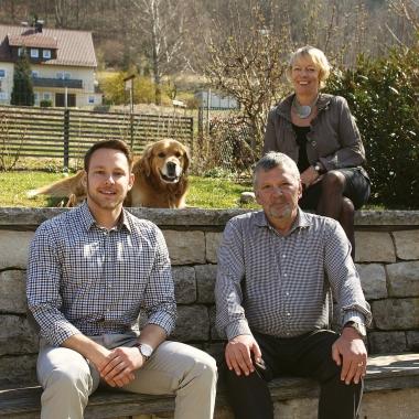 Familie Olle - Geschäftsführung