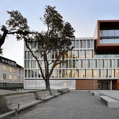 Düsseldorfer Office - Außensicht