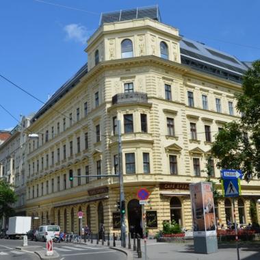 Unser Büro: Zwischen Naschmarkt & Mariahilferstraße, in dem Agenturen-Grätzel schlechthin.