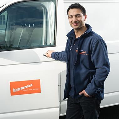 Hemmersbach - IT Techniker vor Ort