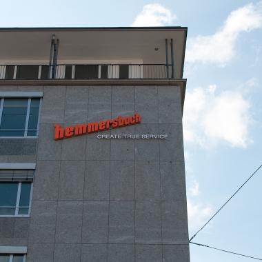 Hemmersbach - Fassade in Nürnberg