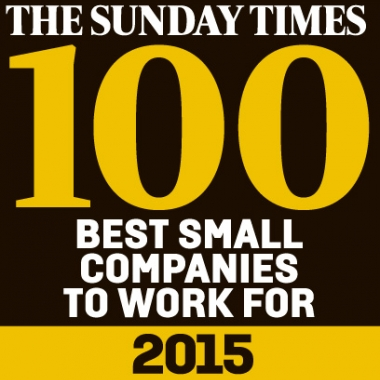Top 100 Best Small Companies to Work for