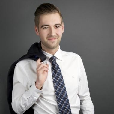 Matthias Heckert, bei swedex seit 2012