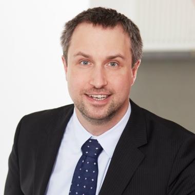 Sebastian Schreiber, Geschäftsführer SySS GmbH