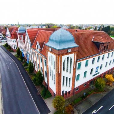 Unsere Hauptstelle in der Werrestraße 67 in Herford.