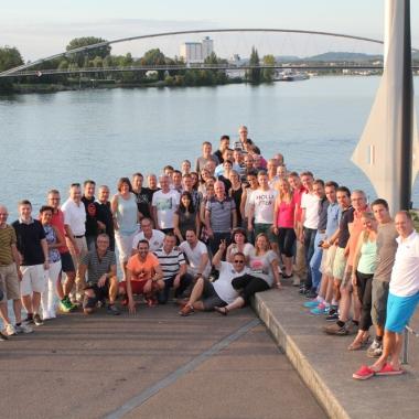Sommeranlass Basel 2015