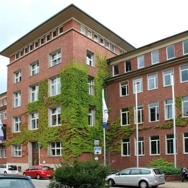Unsere Zentrale befindet sich in Kiel in der Gartenstraße.