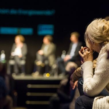 Wir organisieren unterschiedliche Veranstaltungen und Themenabende im Bereich Nachhaltigkeit (Foto: Green City AG)