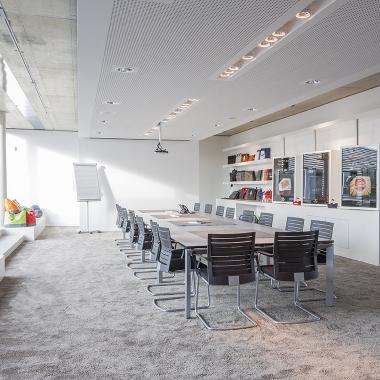 Konferenzraum bzw. Showroom
