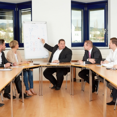 Meeting bei HEROLD