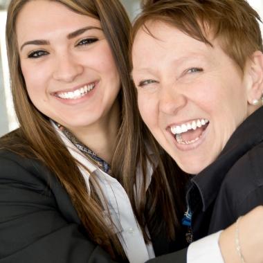 Service-Assistentinnen der Filiale Emmendingen