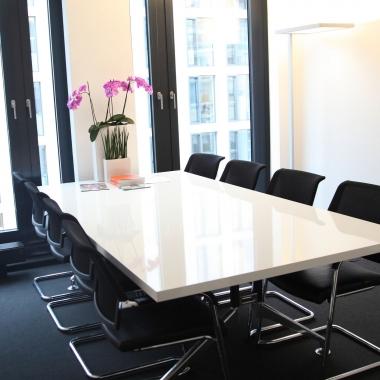 Unser Büro in Frankfurt