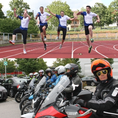 3. Hand in Hand Spendenlauf / Sulzer Motorcycle Adventure Tour